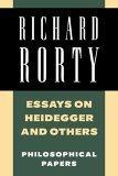 Essays on Heidegger ...