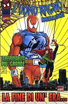 L'Uomo Ragno Deluxe n. 16