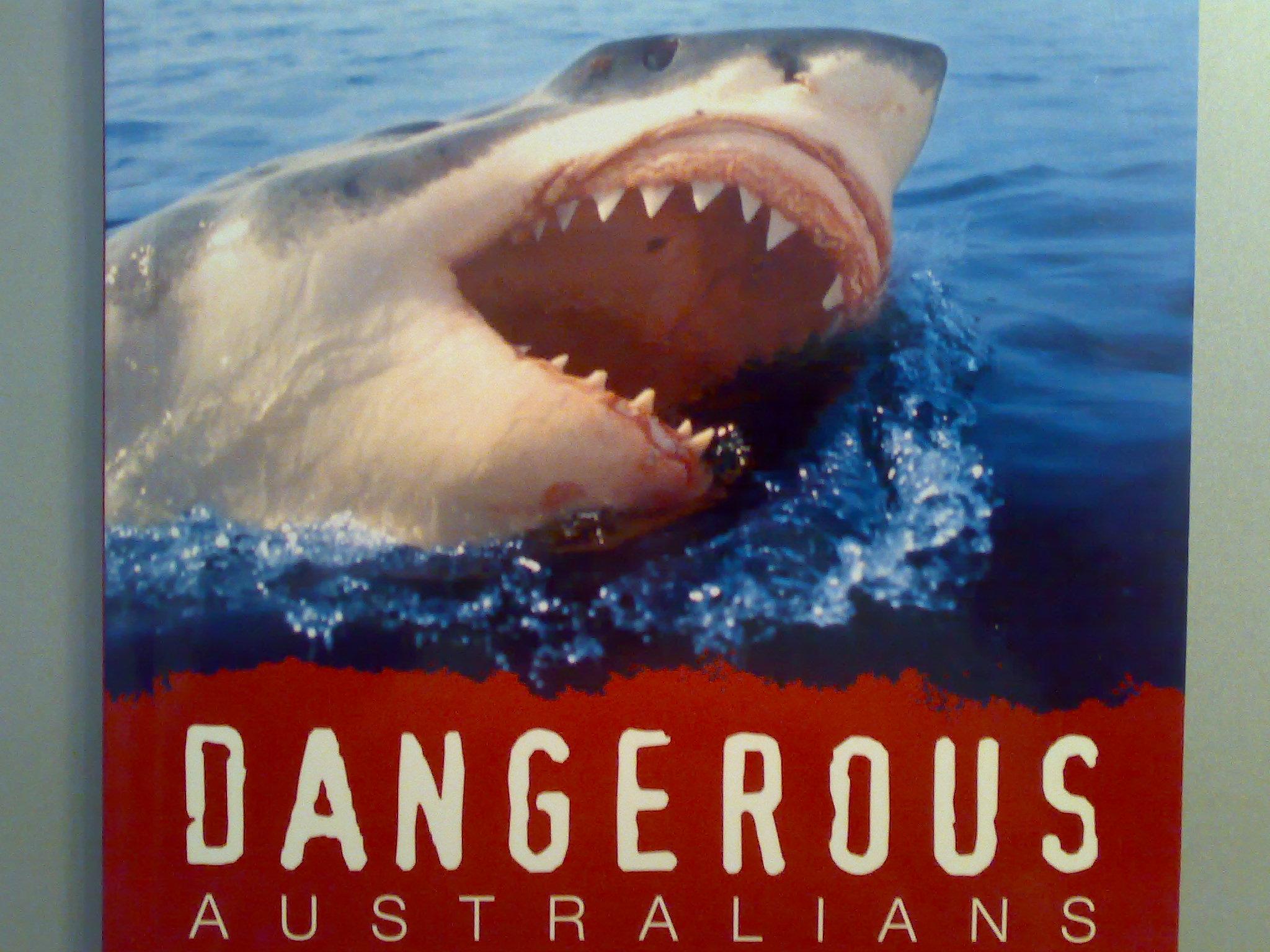 Dangerous Australian...