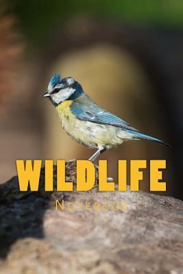 Wildlife Lined Notebook