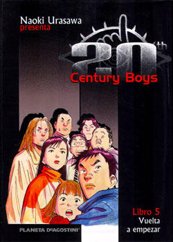 20th Century Boys nº05