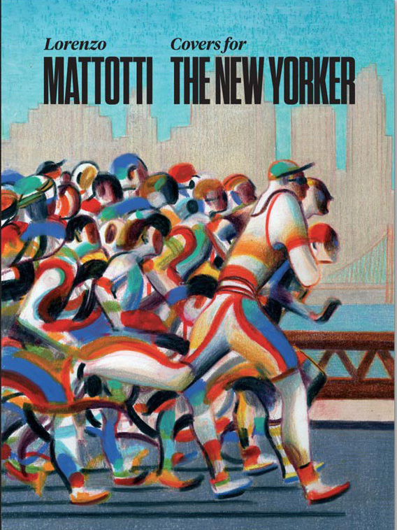 Covers for The New Yorker