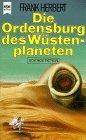 Die Ordensburg des Wüstenplaneten