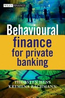 Behavioural Finance for Private Banking