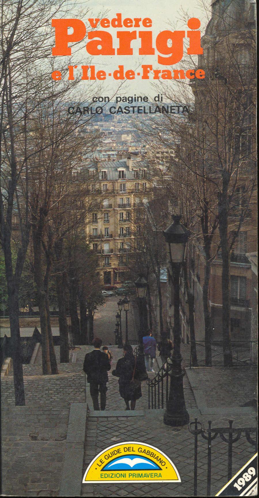 Parigi e l'ile-de-france