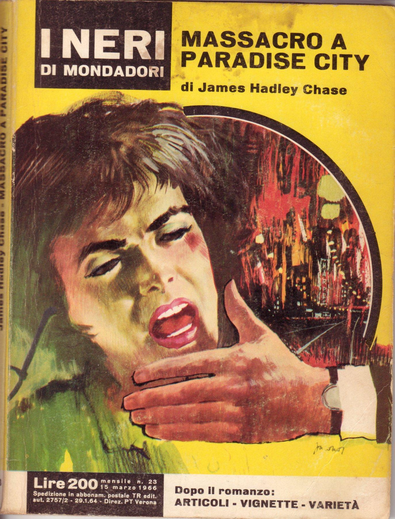 Massacro a Paradise City
