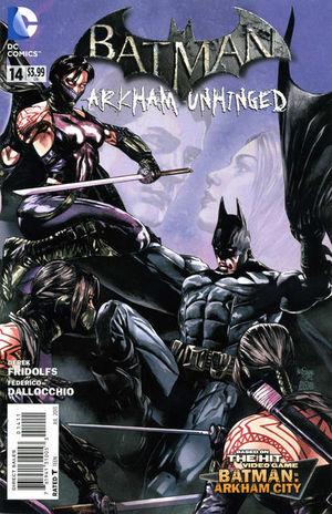 Batman: Arkham Unhinged Vol.1 #14