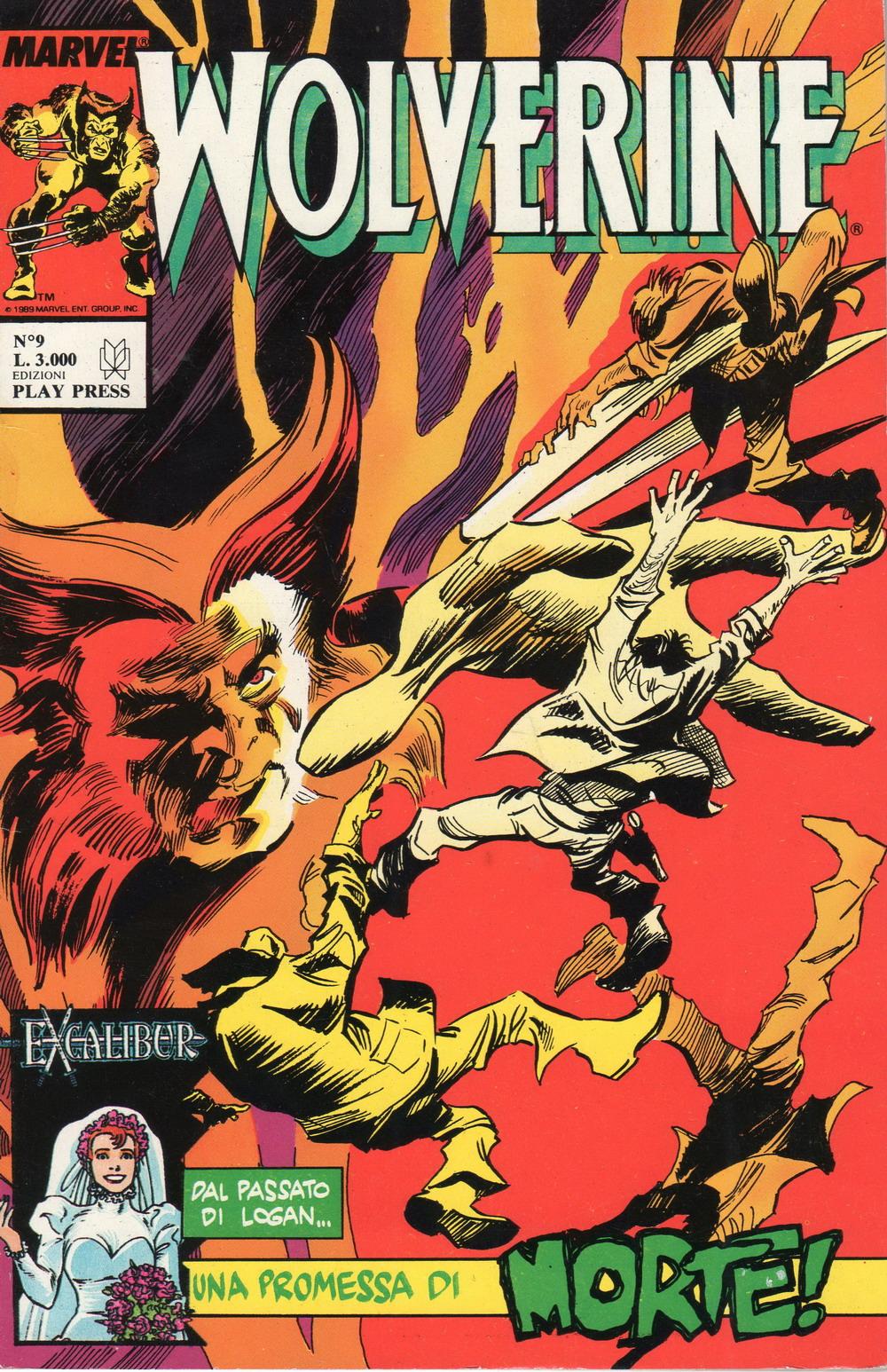 Wolverine n. 9