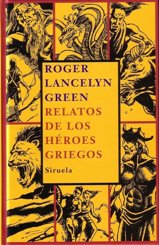 Relatos de los héroes griegos