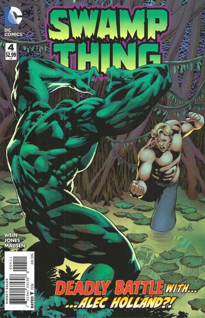 Swamp Thing Vol.6 #4
