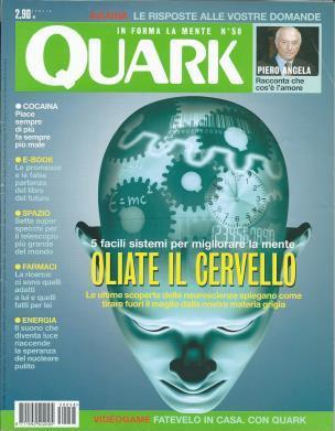 Quark: Il piacere di saperlo n. 58