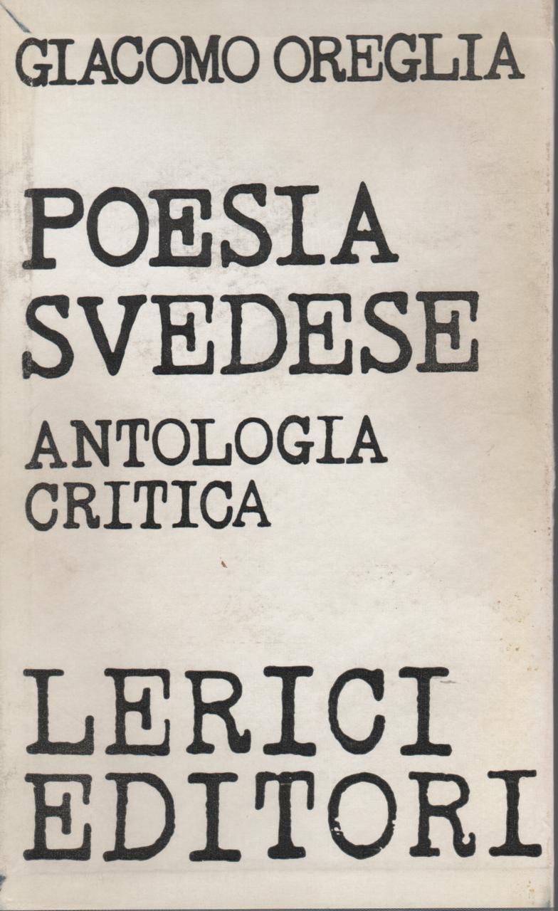 Poesia Svedese