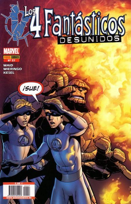 Los 4 Fantásticos Vol.1 #27 (de 34)