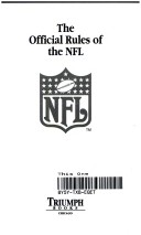 The Official Rules of the NFL 94-95