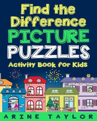 Find the Difference Picture Puzzles