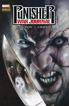 Punisher War Journal...