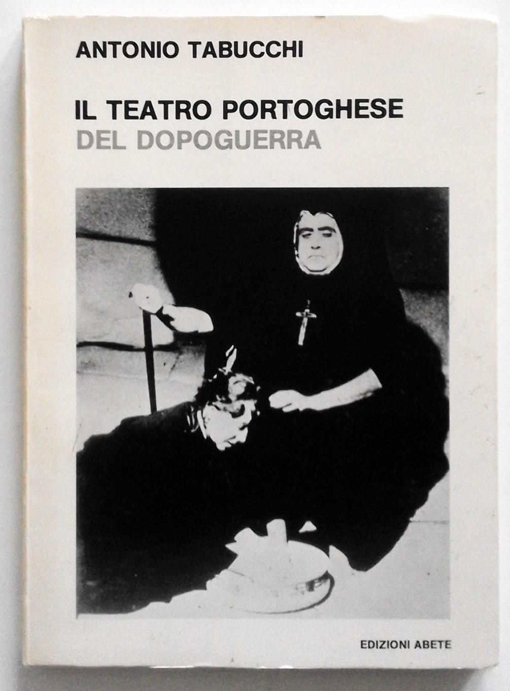 Il teatro portoghese del dopoguerra
