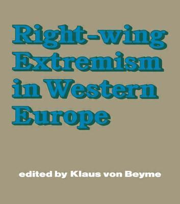 Right-wing Extremism...
