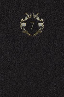 Monogram 7 Notebook