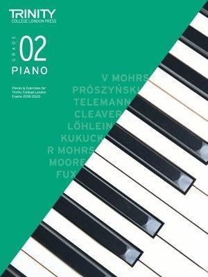 Trinity College London Piano Exam Pieces & Exercises 2018-2020 Grade 2
