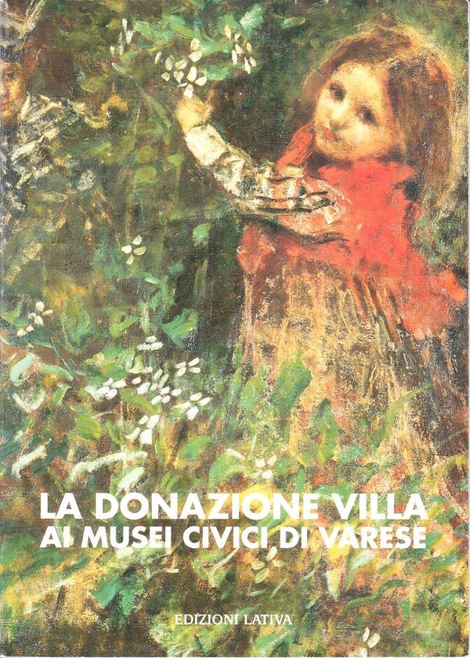 La donazione Villa ai Musei Civici di Varese