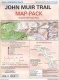 John Muir Trail Map-Pack