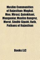 Muslim Communities of Rajasthan