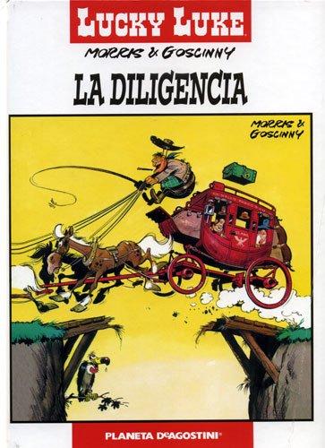 Lucky Luke: La diligencia