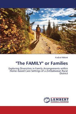 """""""The FAMILY"""" or Families"""