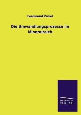 Die Umwandlungsprozesse im Mineralreich