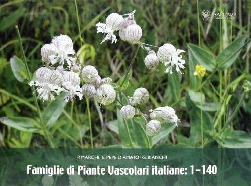 Famiglie di piante vascolari italiane: 1 -140