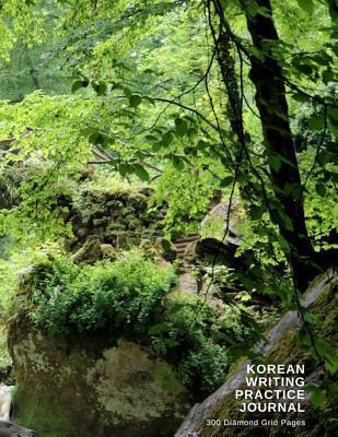 Korean Writing Practice Book