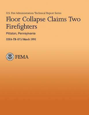 Floor Collapse Claims Two Firefighters