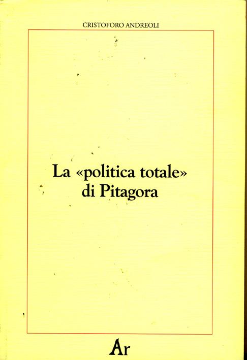 La politica totale di Pitagora