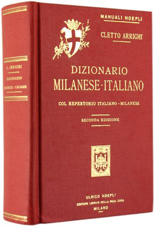 Dizionario milanese-italiano