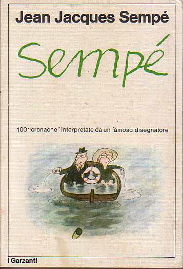 I disegni di Sempé
