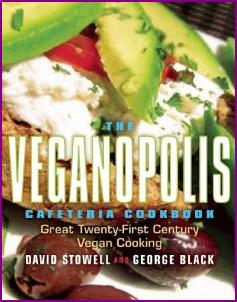 The Veganopolis Cookbook