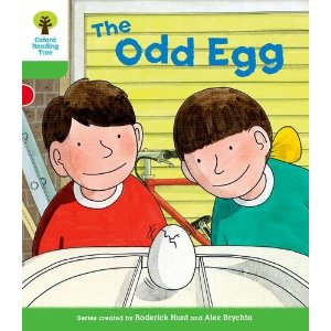 Oxford Reading Tree: Stage 2: Decode and Develop: The Odd Egg