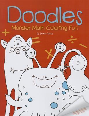 Doodles Monster Math Coloring Fun