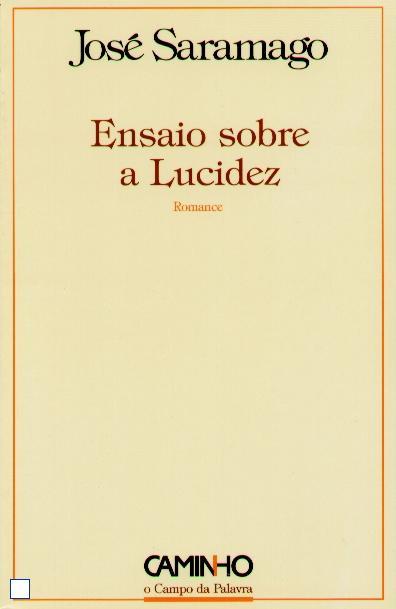 Ensaio sobre a lucid...