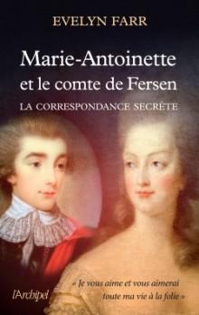 Marie-Antoinette et le comte de Fersen