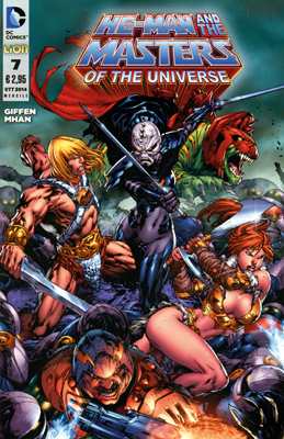 He-Man and the Masters of the Universe #7
