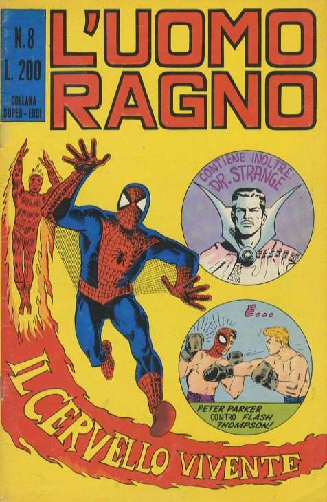 L'Uomo Ragno n. 8