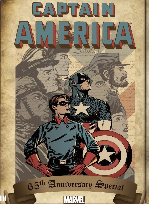 Captain America: 65th Anniversary Special Vol.1 #1