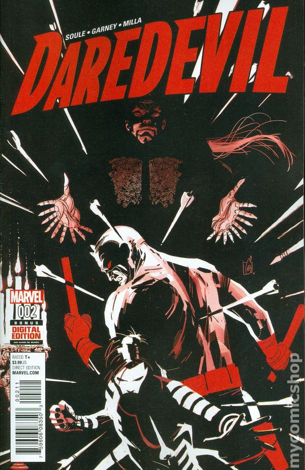 Daredevil Vol.5 #2