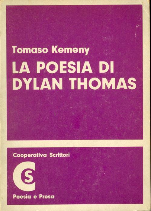 La poesia di Dylan Thomas
