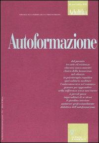 Adultità / Autoformazione