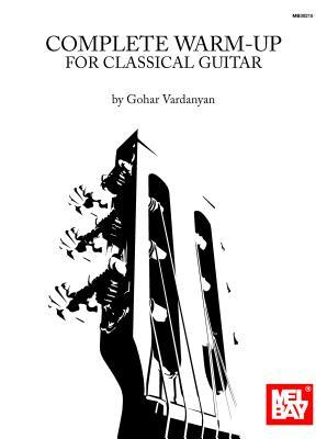 Complete Warm-Up Routine for Classical Guitar