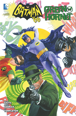 Batman '66 e Green H...