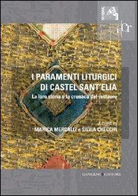 I paramenti liturgici di Castel sant'Elia. La loro storia e la cronaca del restauro. Ediz. illustrata
